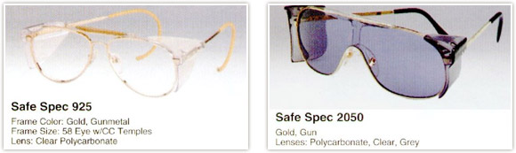 Rochester / Detroit Recreational Eyewear Specialists  Specialty Frames Ordering Information