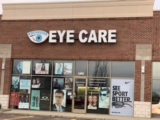 Rochester Eye Care office